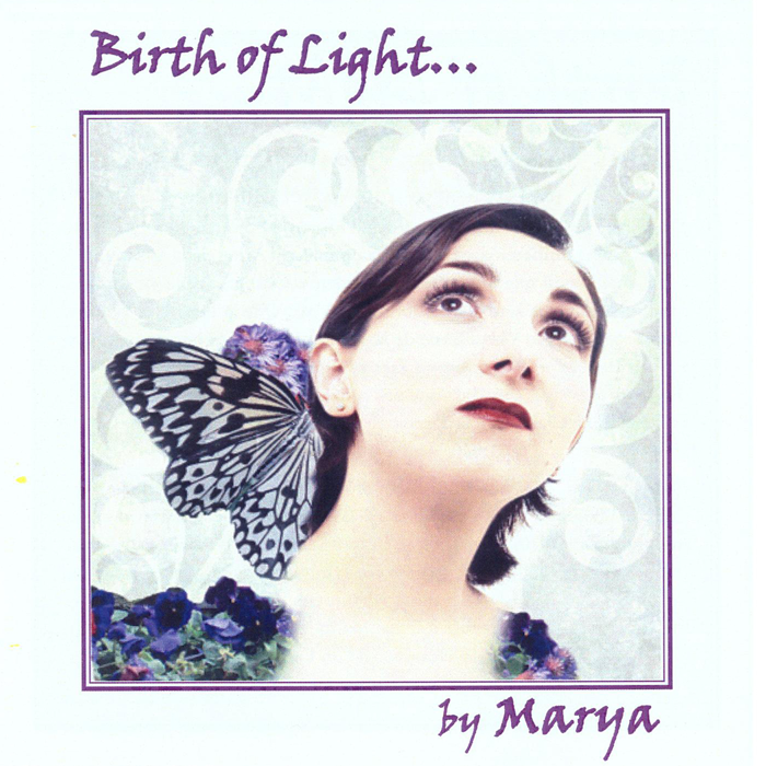 Birth of Light CD Cover