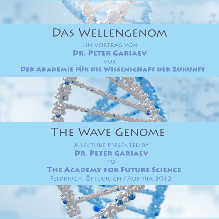 The Wave Genome – Lecture DVD Cover