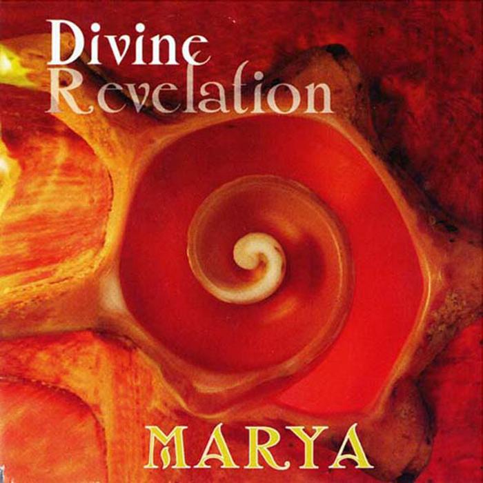 Divine Revelation CD Cover