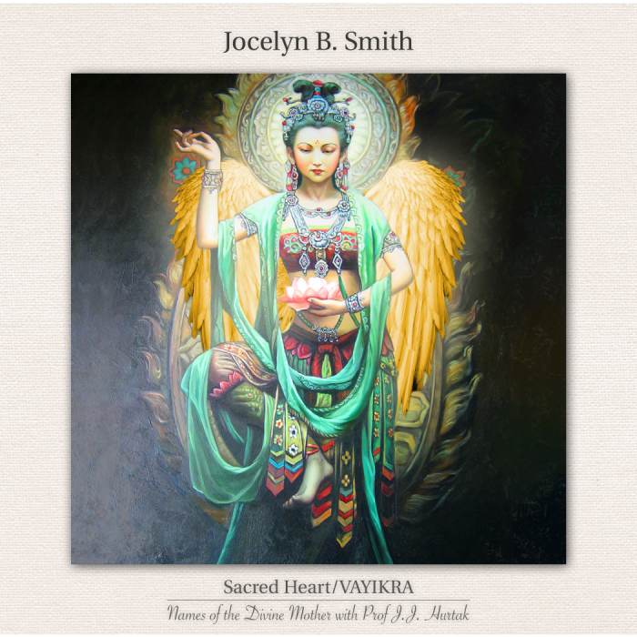 Sacred Heart / VAYIKRA by Jocelyn B. Smith